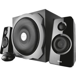 Tytan 2.1-Subwoofer-Lautsprecherset - schwarz