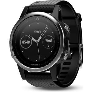 Fenix 5S - silber/schwarz