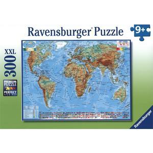 Politische Weltkarte - Puzzle [300 Teile]
