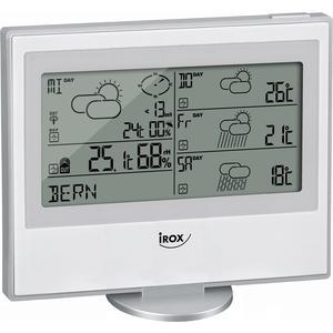 Personal Meteo Center mit Temperatur-und Luftfeuchtemessung