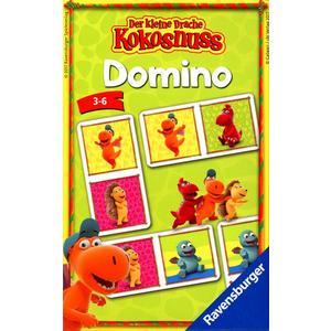 Der kleine Drache Kokosnuss: Domino