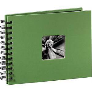 "Spiralalbum ""Fine Art"" 24x17/50 - grün"
