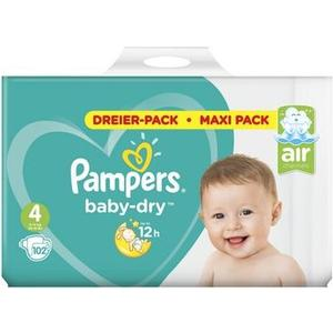 Baby Dry Gr.4 Maxi 9-14kg Maxi-Pack