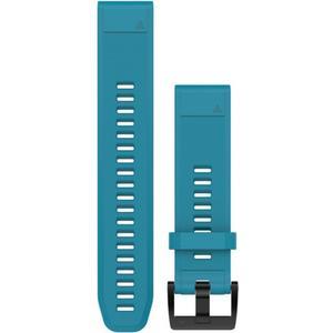 QuickFit Silikonarmband 22mm für Fenix 5 - blau