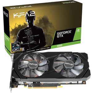 Geforce GTX 1660 (1-Click OC) - 6GB