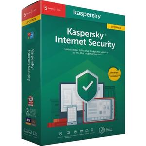 Internet Security 5 Geräte Upgrade (2020)