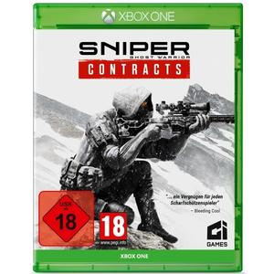 Sniper Ghost Warrior Contracts (XONE) (DE)