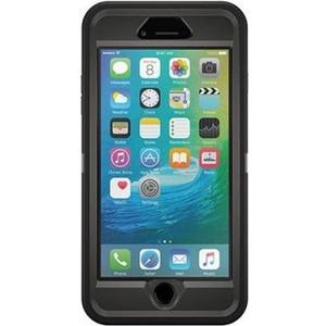 """iPhone 6/6s Outdoor-Cover """"Defender"""" - schwarz"""