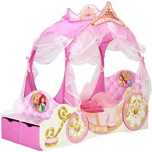 World Apart Kinderbett Princess Princess Kinderbett Excellent MDF