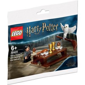 Harry Potter - Harry Potter und Hedwig: Eulenlieferung