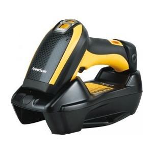 PowerScan PBT9501, BT, 2D, SR, RB, schwarz, gelb