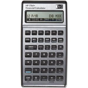 17BII+ Finanzmathematischer Rechner
