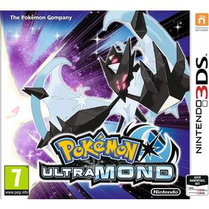 Pokémon Ultramond [3DS] (F)