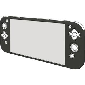 Nintendo Switch Lite Silicone Glove - schwarz/grau [NSW Lite]