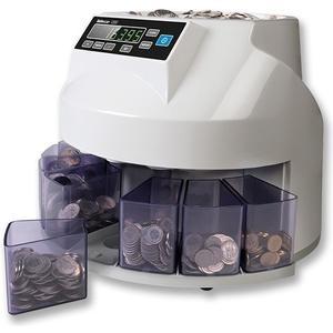 Automatischer Münzzähler 1250CHF