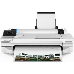 DesignJet T125 - 24, Rollen bis 610mm A1, USB 2.0, LAN, WLAN, AirPrint, ePrint,