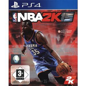 NBA 2K15 (PS4,D)