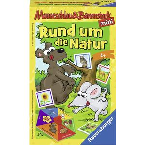 Mauseschlau & Bärenstark: Rund um die Natur