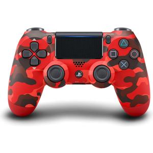 Dualshock 4 Wireless Controller - red camouflage [PS4]