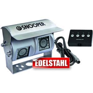 Rückfahrkamera mit zwei getrennten Kameramodulen - 12/24V