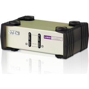 CS82U - 2-Port VGA/USB+PS2