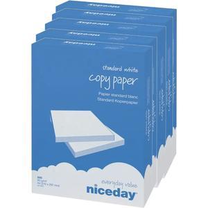 Kopierpapier A4, 80g, 2500 Blatt (5x 500 Blatt)