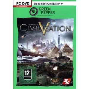 Green Pepper: Sid Meier's Civilization V [DVD] [PC] (D)