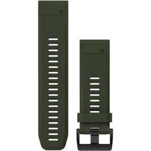 QuickFit Silikonarmband 26mm - grün