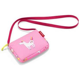 Schultertasche itbag kids ABC friends pink
