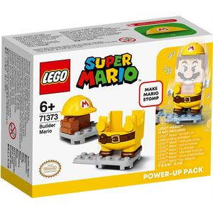 Super Mario - Baumeister-Mario Anzug