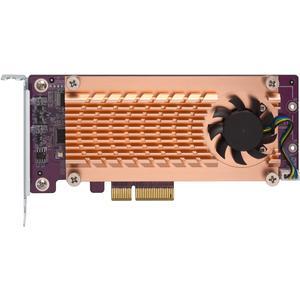 Dual M.2 PCIe SSD Erweiterung PCIe Gen2 x 4
