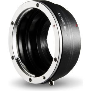Objektivadapter für Canon auf Fuji X-PRO 1