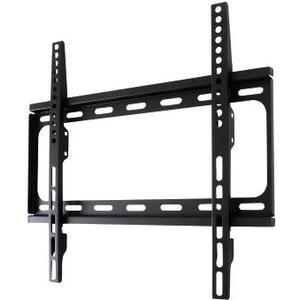 TV-Wandhalterung FIX, 1 Stern, 165 cm (65), Schwarz