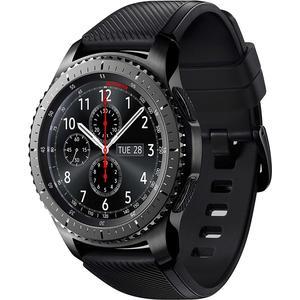 Gear S3 Frontier - grau/schwarz - EU Modell