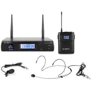WM61B Bodypack + Headset, UHF, 16Ch