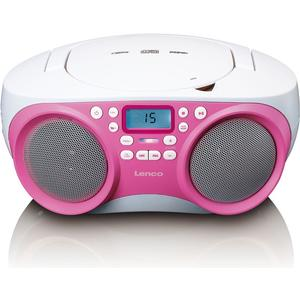 SCD-301 CD-Player, pink