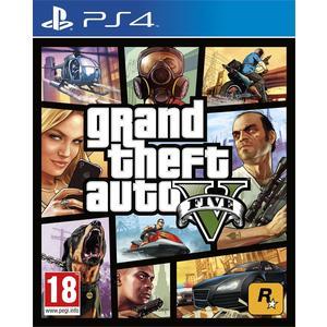 GTA 5 (PS4,D)