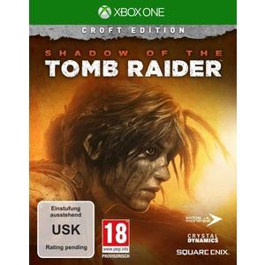 Shadow of the Tomb Raider Croft Edition (XONE) (FR)