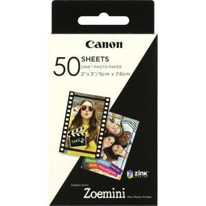 """ZP-2030 Zink Papier 2x3"""" (50x76mm), 50 Blatt"""