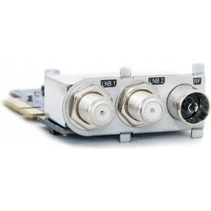 Triple Hybrid Tuner (2 x DVB-S/S2X / 1 x DVB-C/T/T2)