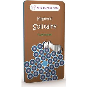 Magnetic Solitaire - Travel Game