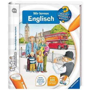 tiptoi: Wir lernen Englisch