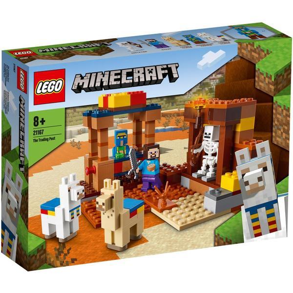 Minecraft - Der Handelsplatz