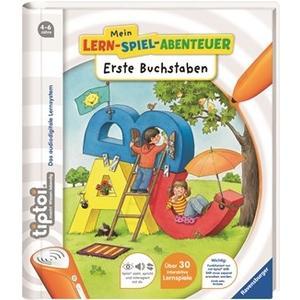 tiptoi: Mein Lern-Spiel-Abenteuer - Erste Buchstaben