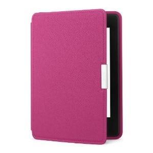 Cover für Kindle Paperwhite eReader Kunstleder, Farbe Fuchsia Pink