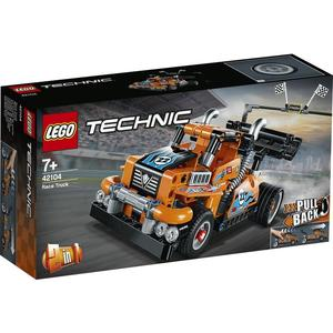 Technic - Renn-Truck