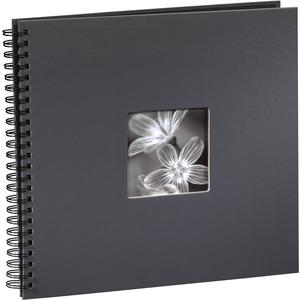 "Spiralalbum ""Fine Art"" 36X32/50 - grau"
