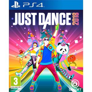 Just Dance 2018 [PS4] (D/F/I)