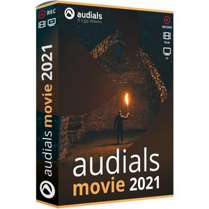 Audials Movie 2021 (Code in a Box) (DE)
