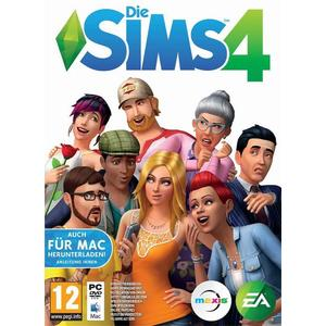 The Sims 4 [DVD] [PC/MAC] (D/F/I)